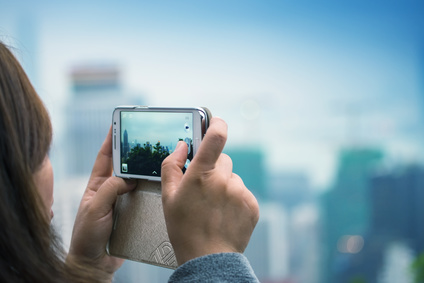 Travel bookings on smart phone in Japan are up 4 points to 33%, and Instagram users triple