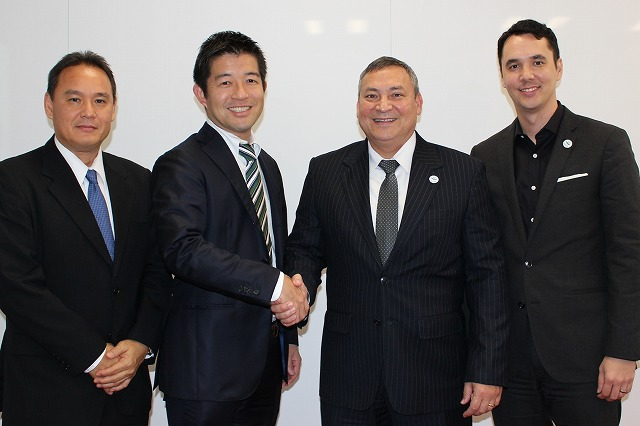 Rakuten and Guam Visitors Bureau work together in web marketing for more Japanese travelers to Guam