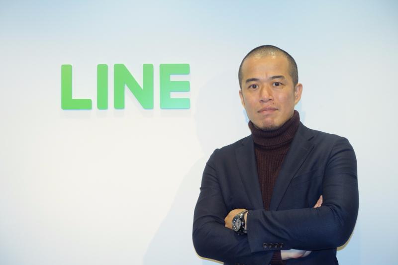 Japan's No.1 communication app LINE key person talks about B2B strategy