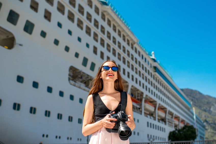 International cruise travelers to Japan was up 27.2% in 2017, reaching 25.3 million
