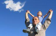 Japanese senior generation prefers traveling with grand children to traveling with children