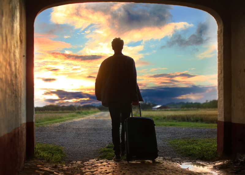 Top reason for traveling alone is 'I can be myself with no consideration to others