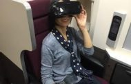 JAL demonstrated an on-board VR service in collaboration with Hankyu and KDDI
