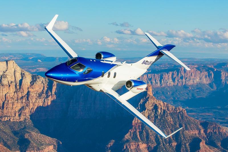 ANA and Sojitz launch a business jet charter operation company with HondaJet as its fleet