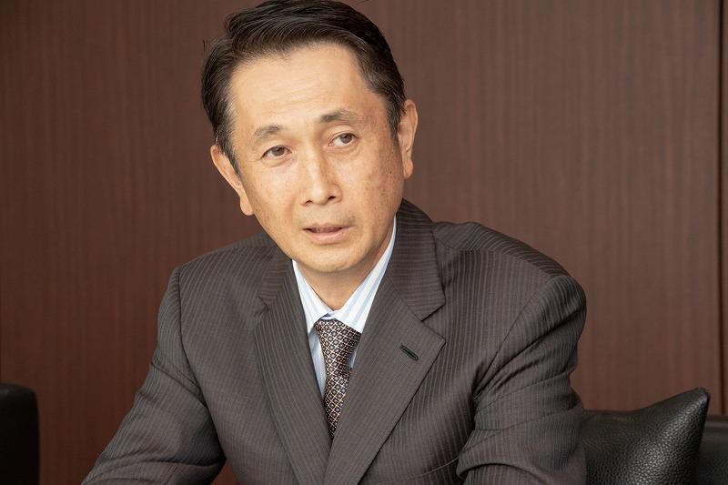 Keisuke Ohnishi, NAVITIME Japan President