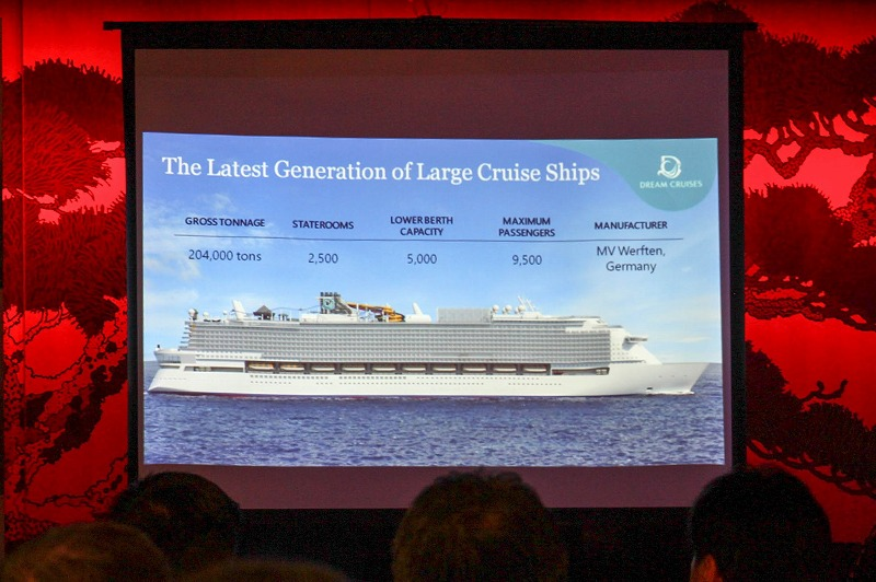 Hong Kong-based Genting Cruise improves customer voyage experiences with new digital technologies