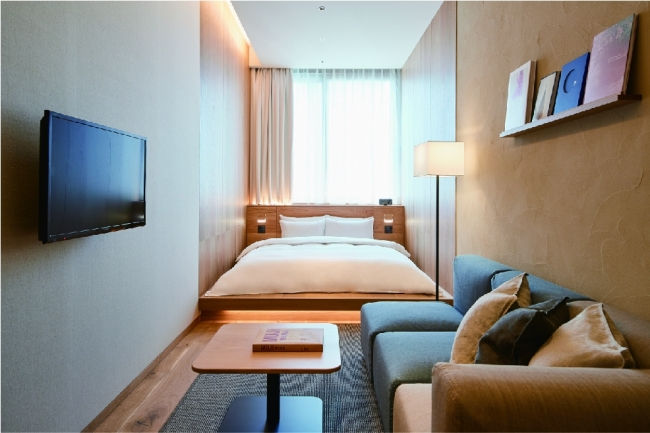 MUJI brand originated in Japan will soon open  MUJI HOTEL GINZA as the first MUJI HOTEL in Japan, offering fixed rates