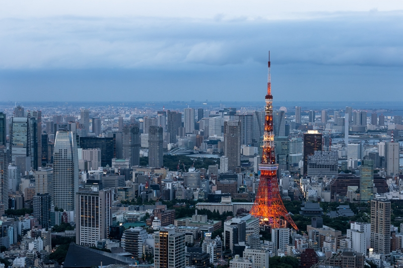 Travel spending in Japan by international visitors totaled 4.5 trillion JPY in 2018