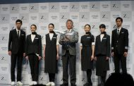 JAL's LCC ZIPAIR unveils its unique aircraft livery and crew uniforms