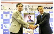 ANA partners Kaga City of Japan for tourism promotions through the ANA's innovation initiatives including Avatar