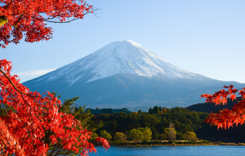 Favorite sightseeing spots in Japan for Thai travelers have recently been diversified