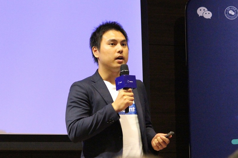 Haruya Nakajima, WeChat Pay Regional Director Japan
