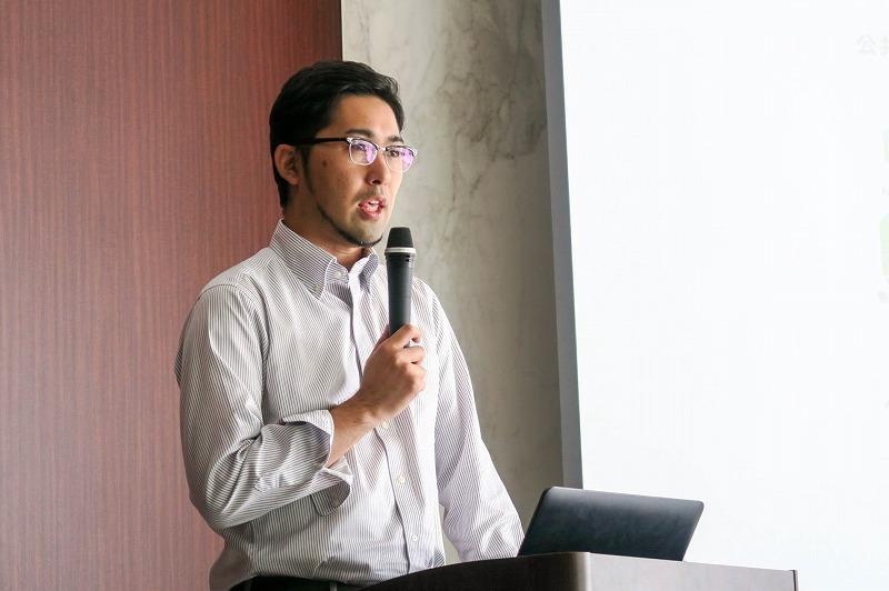 Masashi Fujisawa of NAVITIME