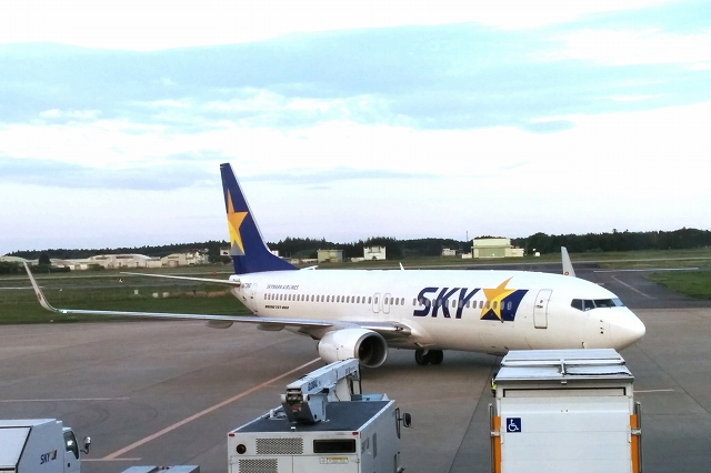 Skymark will launch its first scheduled international service between Narita and Saipan by the end of 2019