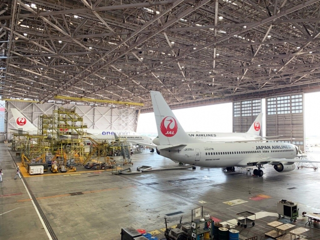 JAL Factory Tour becomes the most popular free tourist spot among Japanese travelers - TripAdvisor survey
