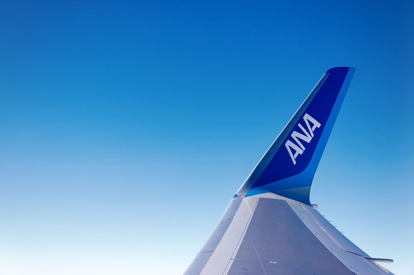 ANA posts record-high operating revenue, but lost profits due to an increase in costs for the first half of FY2019