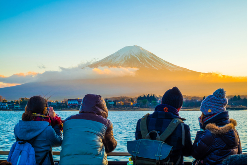 International visitors to Japan down 5.5% in October 2019, influenced by a 65% decrease in visitors from South Korea
