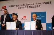 JTB and Trip.com form partnership to exploit a winter sports market for Chinese travelers