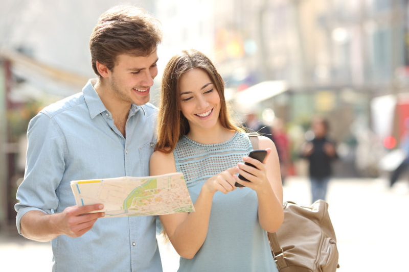 Half of Millennials and Generation Z use SNS as information sources for shopping or traveling