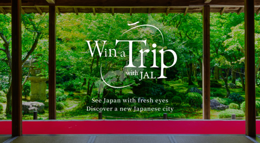 JAL offers free domestic flight tickets of up to 100,000 seats for international visitors to Japan this summer