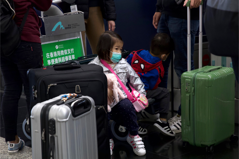 Ministry of Foreign Affairs of Japan raised travel warning to level 3 over Hubei Province, China due to spread coronavirus
