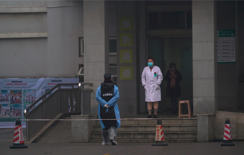 Japanese Foreign Ministry  issues Level 2 Travel Warning for entire China due to the new coronavirus
