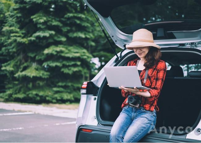個人間のカーシェアで、ワーケーションユーザーの生活の足を確保する実証実験を開始