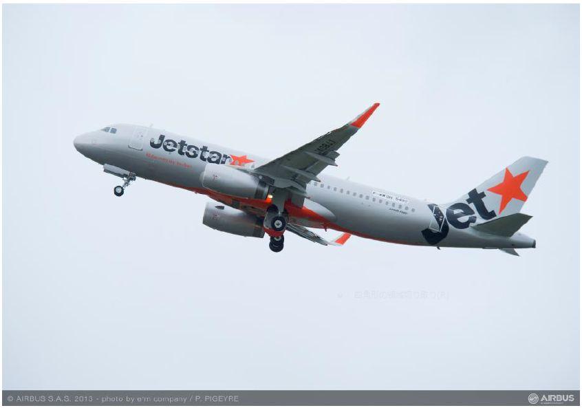 ジェットスター・アジア、福岡/バンコク/シンガポール線を開設