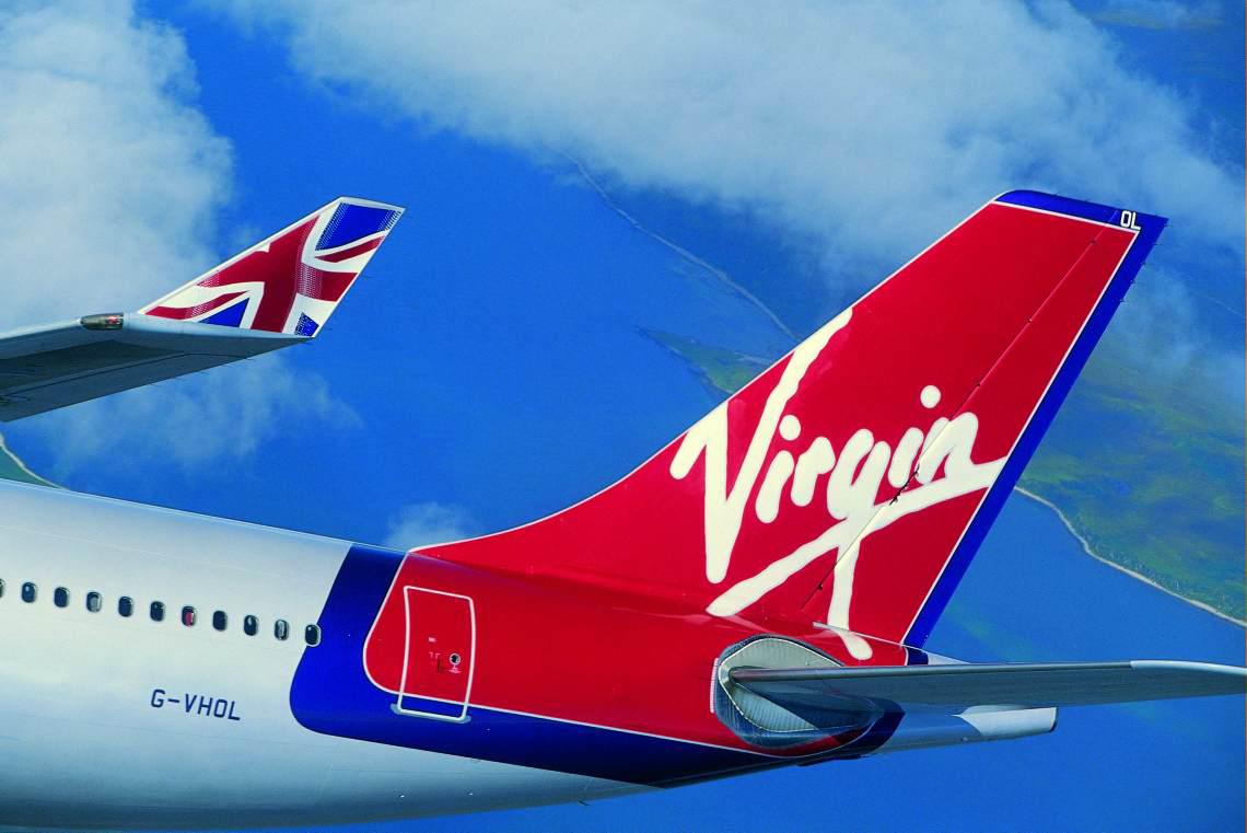 ヴァージンアトランティック航空、英国内線の予約開始 13年春に3路線