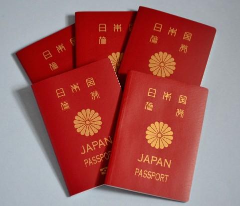 パスポート発給数、2012年は0.9%減、東北の伸び顕著