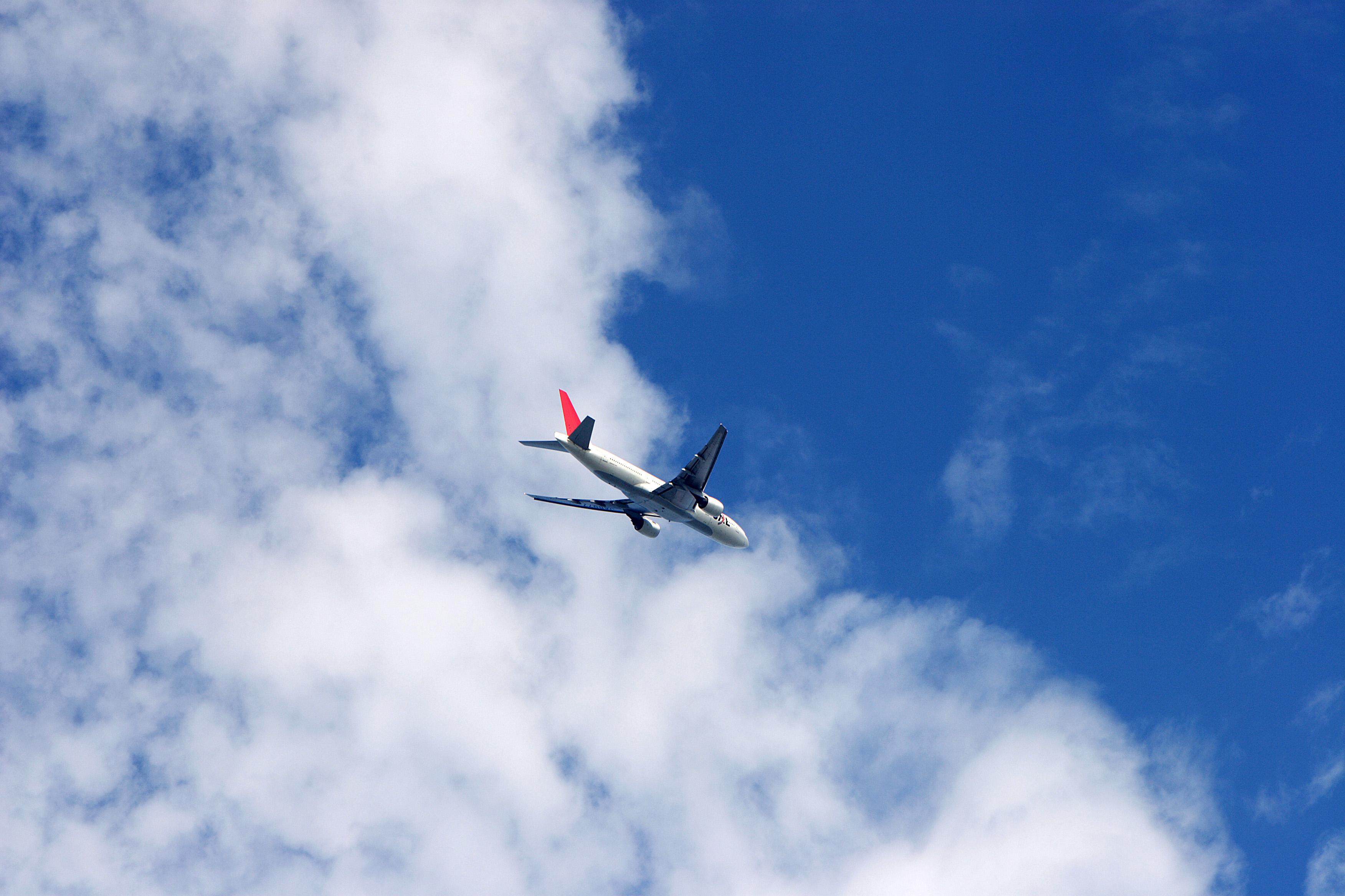 JAL/日本航空、1月の国際線旅客は3.9%増、東南アジアが好調