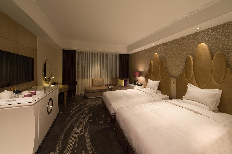 ホテルラフォーレ東京がリブランド、東京マリオットホテルへ