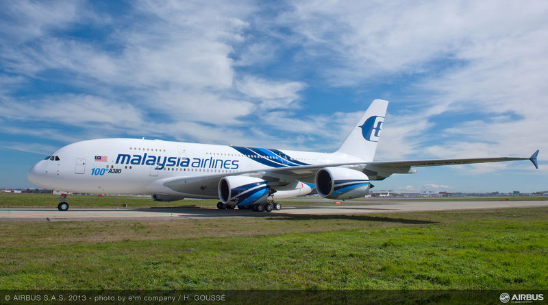 A380、100機目の引渡しを完了 -エアバス社発表