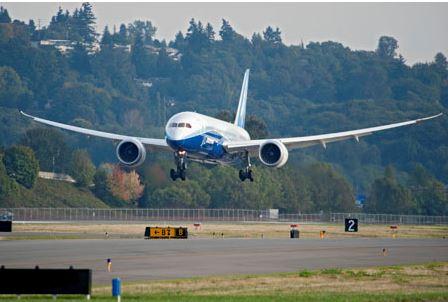 国交省、ボーイング 787 型機の運航再開を承認、耐空性改善通報を発行
