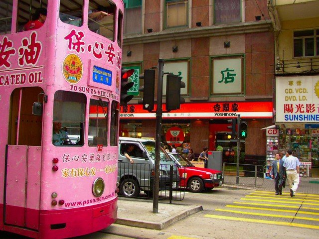香港、日本人訪問客は3割減、外国人客全体は16%増に(2013年6月)