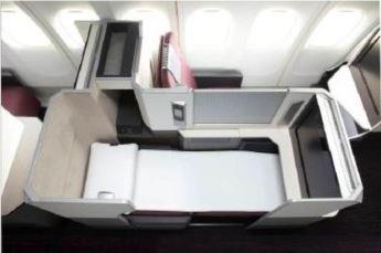 JAL/日本航空、ニューヨーク線にSKY SUITE 777を導入
