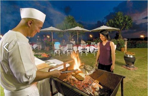 カヌチャリゾート、団体・グループ向けプラン拡充-専用料理、オプションも