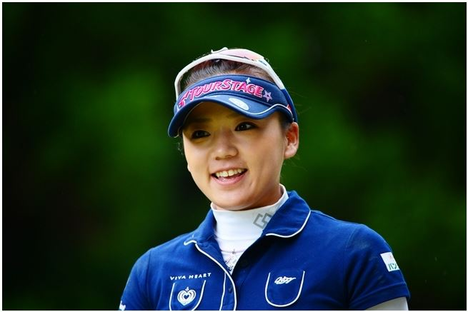 デルタ航空、有村智恵選手とスポンサー契約、日本人ゴルファー2人目