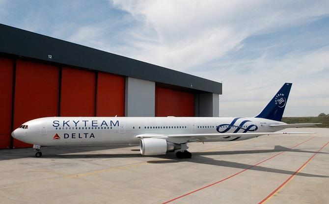 デルタ航空整備部門、国交省・航空局から航空機整備認定事業者として認可
