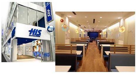 HIS、新宿に4店舗目をオープン、夏先取りキャンペーンも