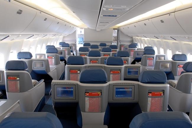 デルタ航空、福岡・名古屋線に機内設備を刷新した機材を投入