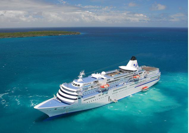 日本クルーズ客船、「ぱしふぃっくびいなす」で5年ぶりに世界一周クルーズ、2015年に計画