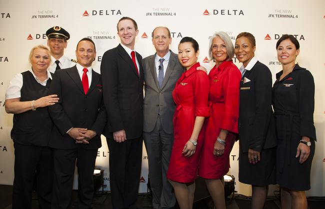 デルタ航空、JFK空港発着国際線はすべて新第4ターミナルへ