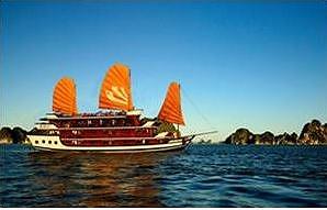 HIS、ハロン湾で船をチャーター、交流から学ぶスタディツアーを設定