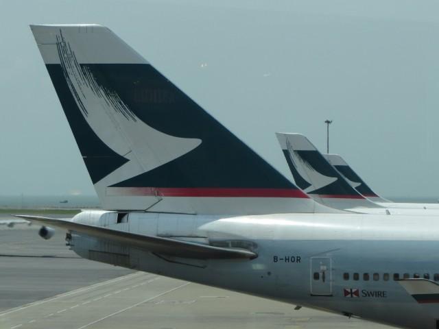 キャセイパシフィック航空、マーケティング部長の人事異動