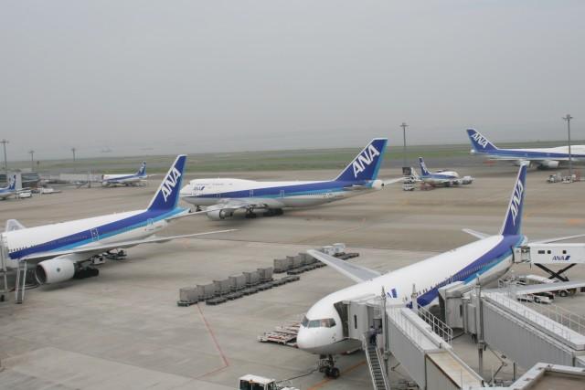 ANA、4月の国際線旅客数は2割増、羽田拡大で、利用率は65%
