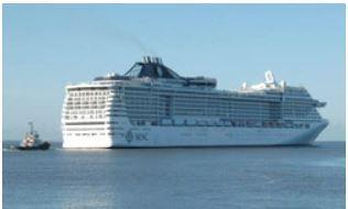 MSCクルーズ、カリブ海に通年で配船、11月からマイアミ母港に