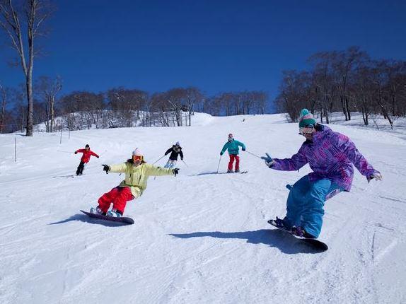 2012年のスキー客増加、家族・訪日客が牽引 -東急リゾートサービス