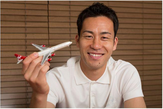 ヴァージンアトランティック航空、サッカー吉田麻也選手の応援活動をスタート
