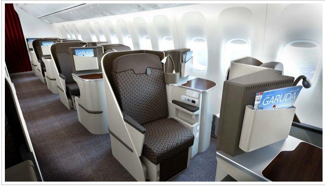 ガルーダ・インドネシア航空、ジャカルタとデンパサール線に期間限定でB777を投入